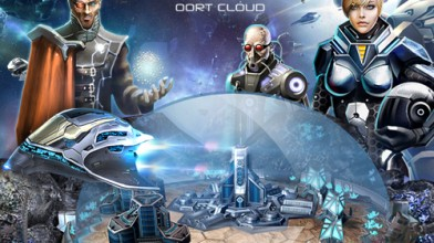 Astro Lords: Oort Cloud : ММО-стратегия Astro Lords: Oort Cloud будет покорять Северную Америку и Европу