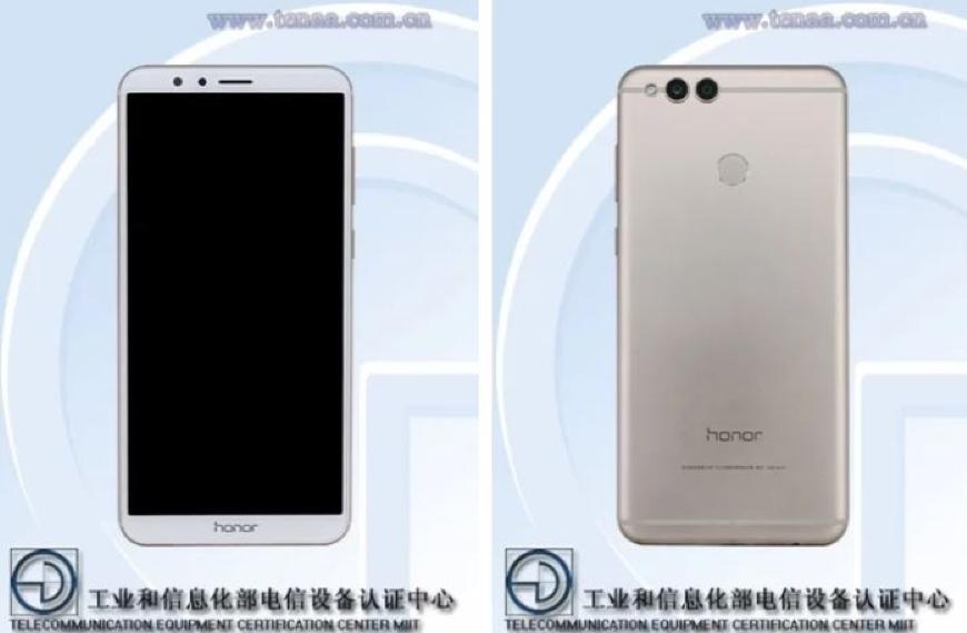 Huawei Honor V10 появился насайте TENAA