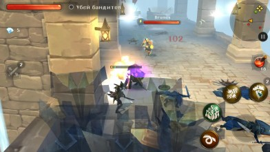 Dungeon Hunter 5 Trainer +5 (Дополнение к первому видео)