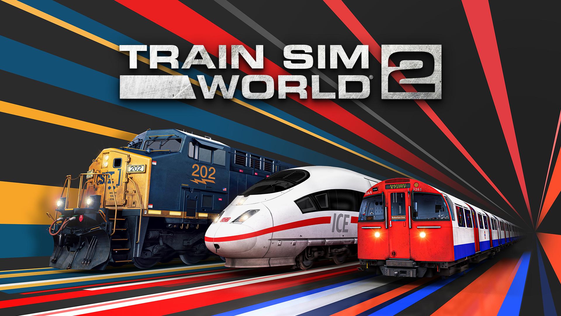 Анонс нового симулятора Train Sim World 2