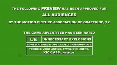 """Raven Squad """"Grindhouse Trailer"""""""