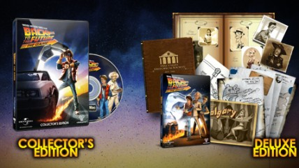 Анонс Back to the Future: Deluxe Edition