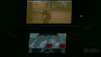 Splinter Cell 3D - Остерегайтесь Сигнализации (3DS)
