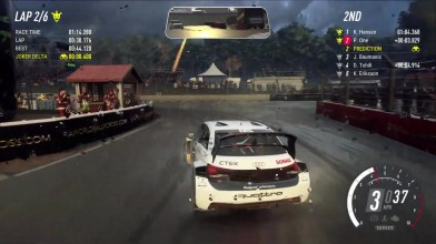 DiRT Rally 2.0 - Добро пожаловать в Estering