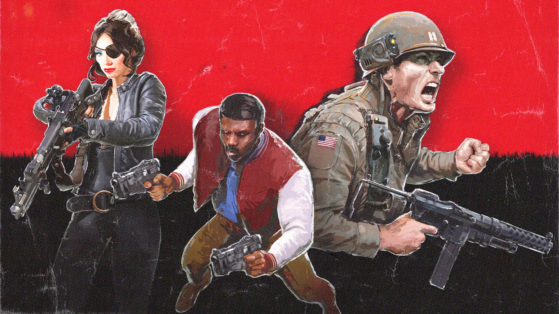 Wolfenstein 2: The New Colossus будет весить 45 ГБ