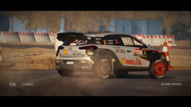 WRC 6 - Face the Danger