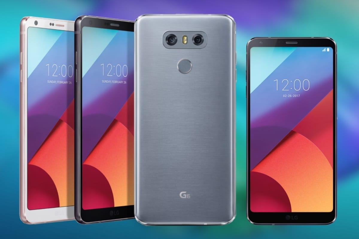 LGQ6: названа дата дебюта телефона