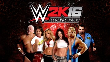 "DLC ""Legend Pack"" для WWE 2K16 выйдет 22 декабря"