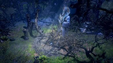 В Grim Dawn появилась Древняя роща