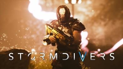 Stormdivers - авторы Resogun, Alienation и Nex Machina приглашают игроков на бета-тестирование