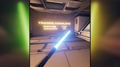 Lightblade VR Реальный симулятор боя на световых мечах!