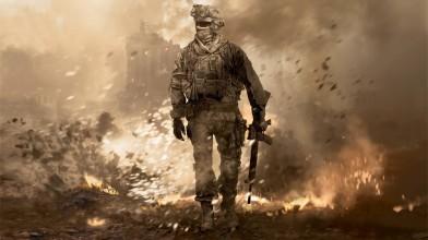 Переиздание Call of Duty: Modern Warfare 2 для PS4 получило возрастной рейтинг в Европе