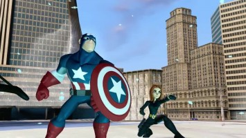 "Disney Infinity 2.0: Marvel Super Heroes ""Коллекционное издание 