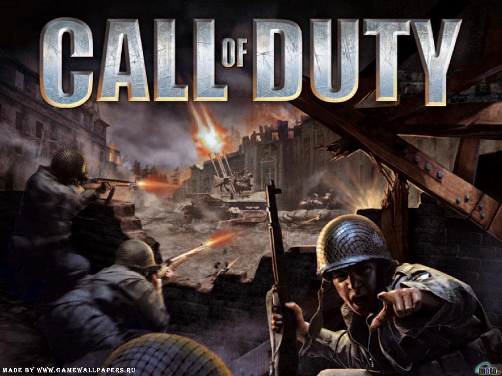 Скачать Игру Call Of Duty Зов Долга Через Торрент - фото 5
