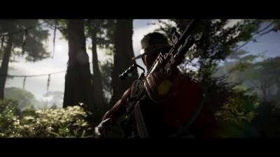 """В Ghost Recon: Wildlands - бесплатная миссия """"Легенда о Хищнике"""""""