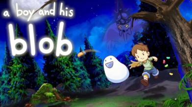 Состоялся анонс аркады A Boy and His Blob для PS4, Xbox One, PC и PS Vita