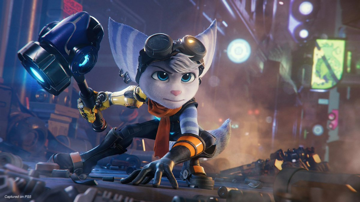 На Gamescom Opening Night Live покажут геймплей Ratchet and Clank: Rift Apart