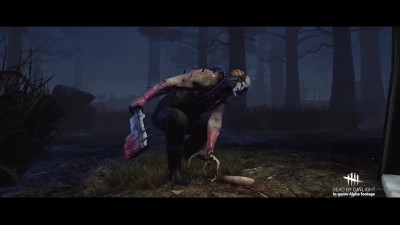 Геймплей Dead by Daylight