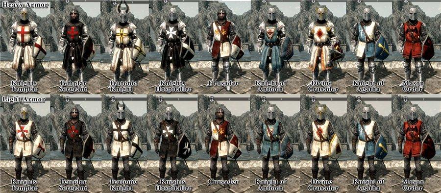 Скачать Мод На Броню И Оружие На Skyrim - фото 7