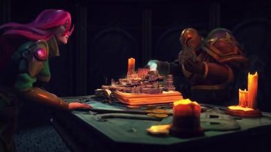 "Chronicle: RuneScape Legends ""новый трейлер"""