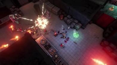 Big Drunk Satanic Massacre - одна из лучших игр в СТИМе на 2018 год. Спаси АД от людей