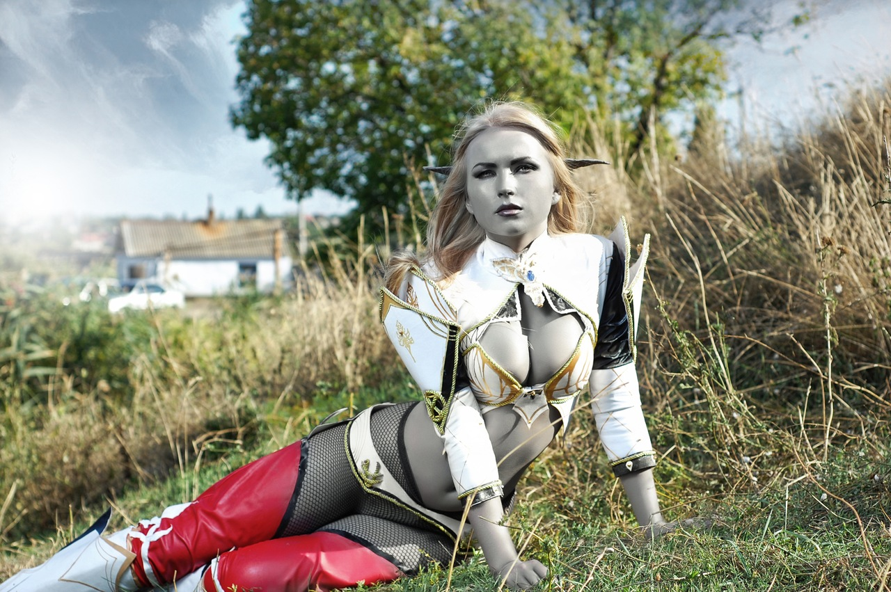 Lineage 2 porn cosplay erotic galleries