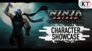 Новый трейлер Ninja Gaiden: Master Collection демонстрирует персонажей в действии