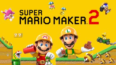 Super Mario Maker 2 достигла двух миллионов загруженных уровней