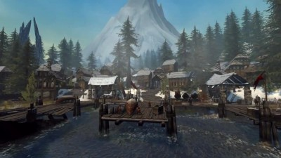 "Dungeons & Dragons Neverwinter ""Трейлер обновления Curse of Icewind Dale"""