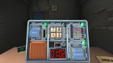 "Keep Talking and Nobody Explodes ""ОБЕЗВРЕЖИВАЕМ БОМБУ!"""