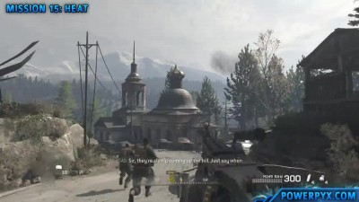 "Call of Duty Modern Warfare Remastered ""Получение трофея The Man in the High Tower."""