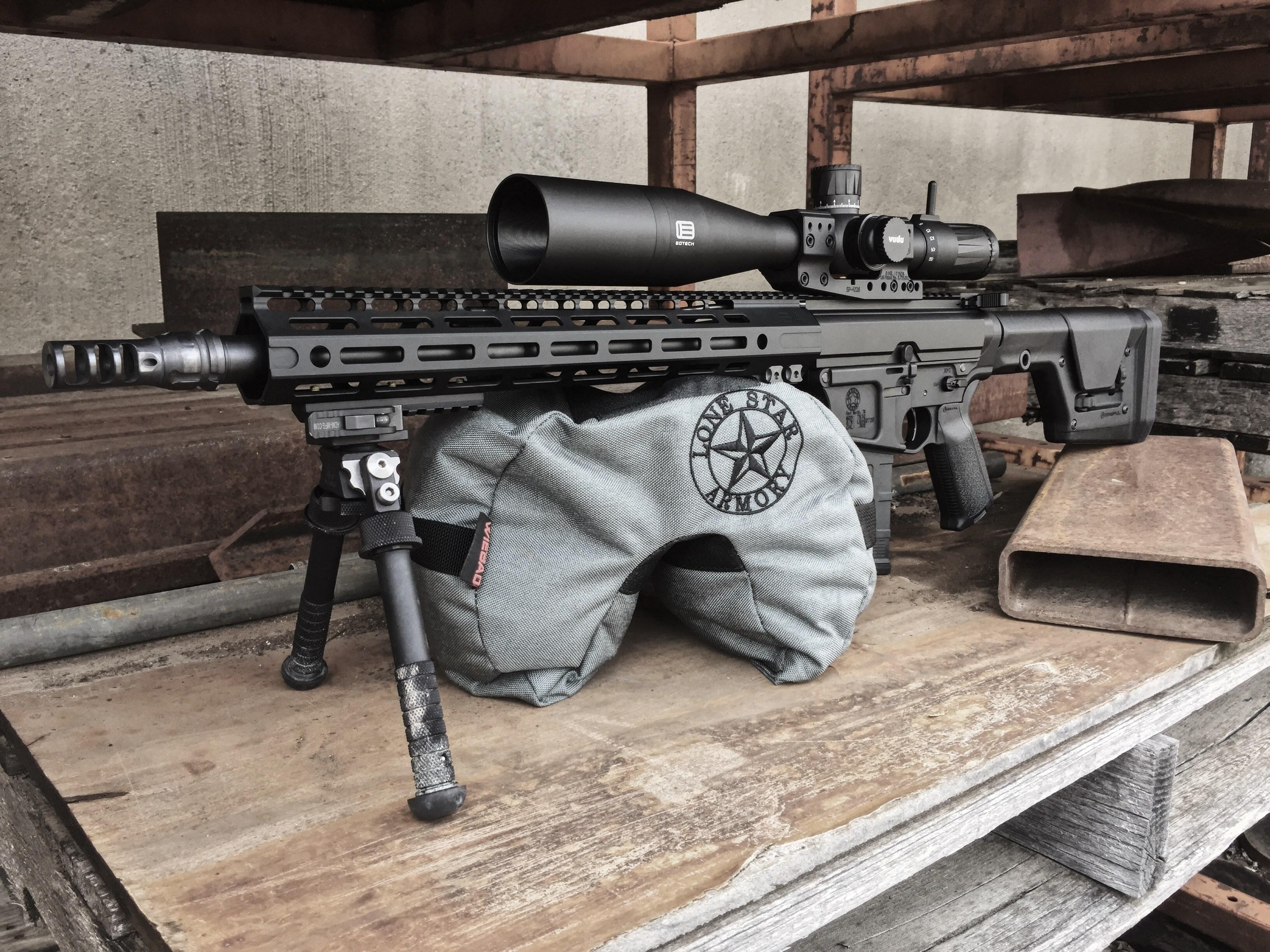 Оружие Lone Star Armory появится в Escape from Tarkov