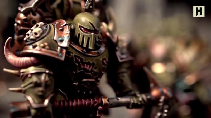 10 фактов о Warhammer 40k, которые вы могли не знать