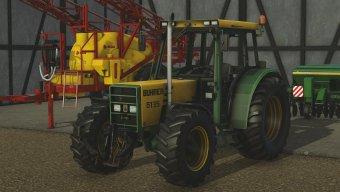 Трактор Buehrer 6135 A