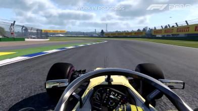 В новом геймплее F1 2018 показали трассу Хоккенхаймринг и рассказали об её особенностях