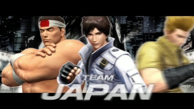 THE KING OF FIGHTERS XIV - Team Japan | PS4