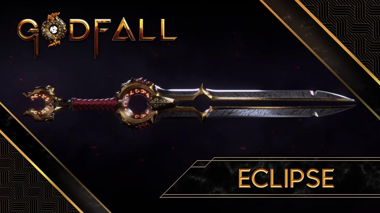 Новый тизер Godfall демонстрирует клинок Затмение