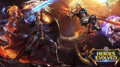 Назад к корням: мои впечатления от Heroes Evolved