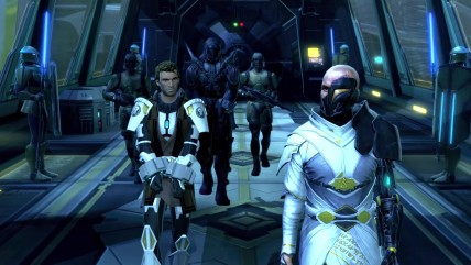 "Star Wars: The Old Republic ""Состоялся релиз дополнения Knights of the Ethernal Throne"""