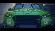 "Forza 6 ""Геймплей Tesla Model S P85D vs Three V8 SUPERCARS - Drag Race"""