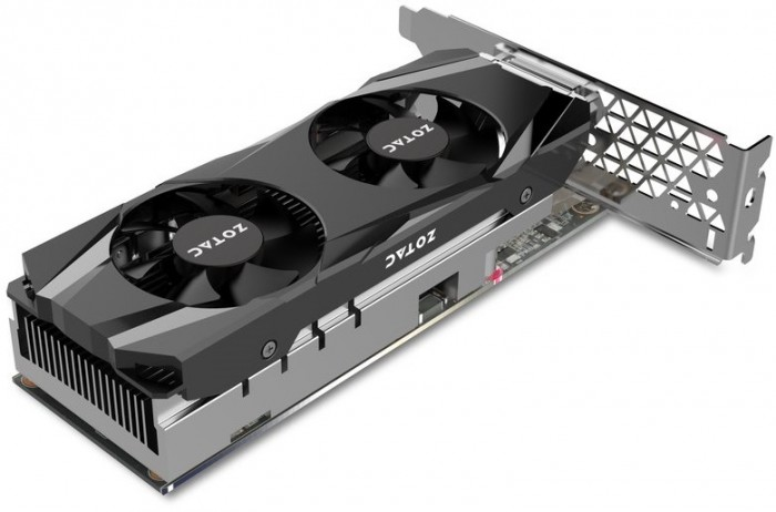 Zotac GeForce GTX 1050 Low Profile