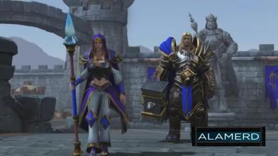 Warcraft III: Reforged - Очищение Стратхольма (Ролики на русском)