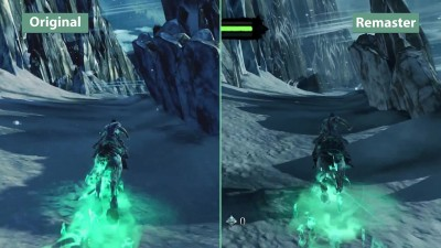 Darksiders 2 – Сравнение Original Xbox 360 vs. Deathinitive Edition PS4