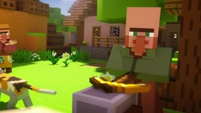 """Трейлер обновления """"Village and Pillage"""" для Minecraft"""