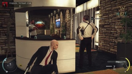 "Hitman: Absolution ""Personal Contract"""