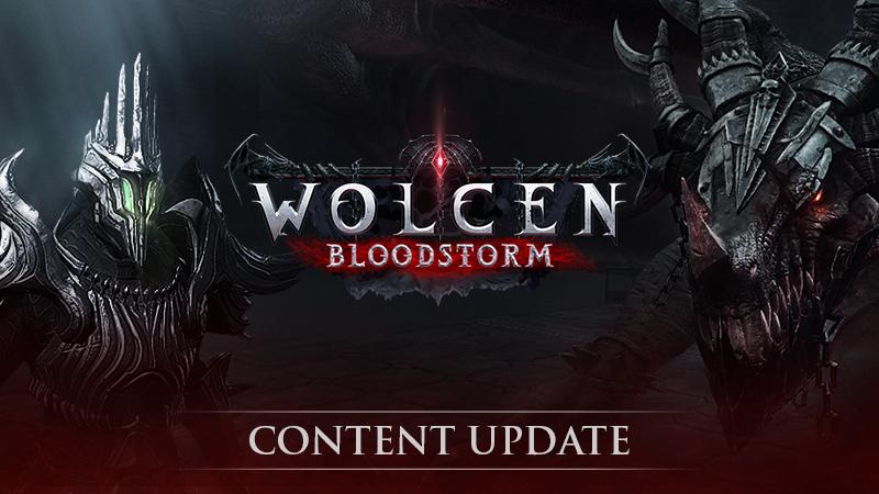 Вышло контентное обновление Bloodstorm для Wolcen