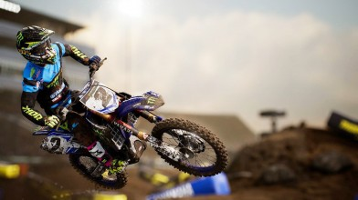 Релиз Monster Energy Supercross - The Official Videogame