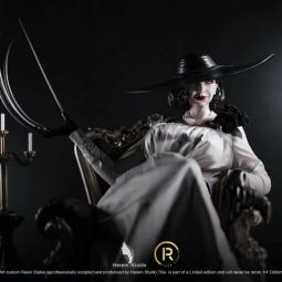 Анонсирована оголяющаяся фигурка Леди Димитреску - стоит 63 000 рублей