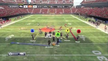 "Madden 12: NFL ""Tebow Magic"""