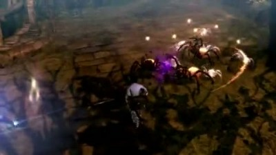 "Dungeon Siege 3 ""Katarina Trailer"